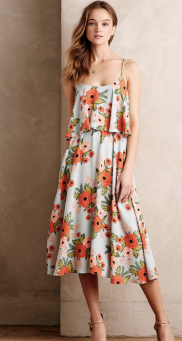 Heading out on the town for rehearsal? This super chic dress has us all sorts of excited for summer! Grab it from Anthropolgie for $198.00 http://www.anthropologie.com/anthro/product/clothes-dresses/4130403041699.jsp#/