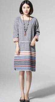 Casual, yet fun dinner coming up? We're in love with this easy, linen number from BuzzyMizzy for just $39.99 https://www.etsy.com/listing/227660990/stripe-midi-dress-strip-dress-midi-linen?ga_order=most_relevant&ga_search_type=all&ga_view_type=gallery&ga_search_query=womens%20organic%20linen%20dress&ref=sr_gallery_38